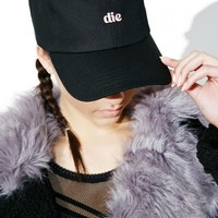 Noir Die Dad Hat