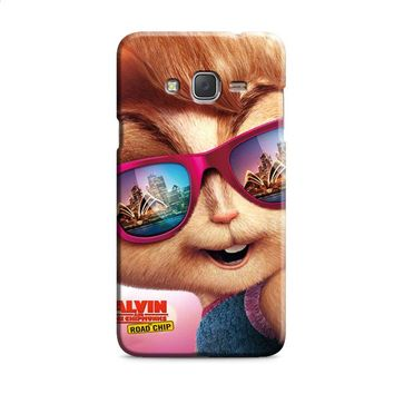 Alvin And The Chipmunks The Movies Glasses Sydney Samsung Galaxy J7 2015 | J7 2016 | J7 2017 Case
