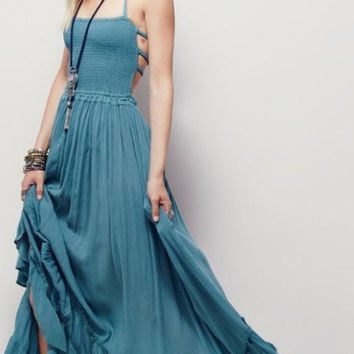 Beautiful Summer Maxi Dress