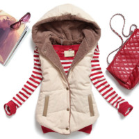 Winter Thermal Down Vest