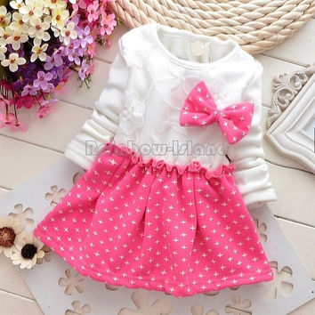 Shop Baby Winter Dresses on Wanelo
