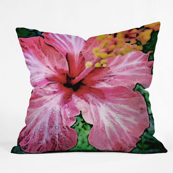 Deb Haugen Crozier 1 Throw Pillow