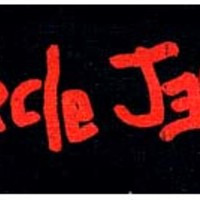 Circle Jerks- Red Logo cloth patch (cp900)