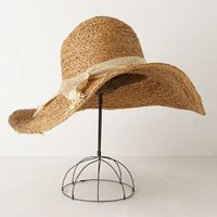 Costa Brava Sunhat by Anthropologie Neutral One Size Jewelry
