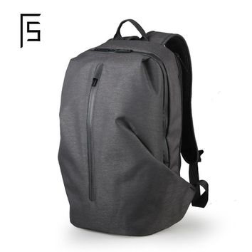 Cool Backpack school FYUZE New 15.6 inch 17 Laptop Backpack for men computer rucksack Male  Fashion Leisure Travel bag anti thief AT_52_3