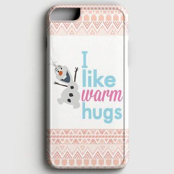 Olaf Disney Frozen iPhone 7 Case
