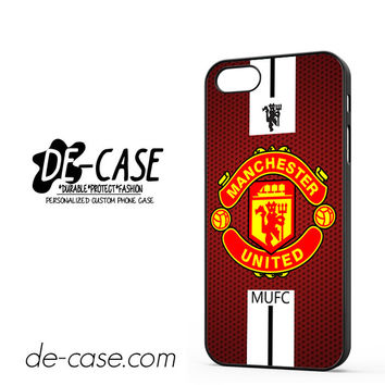 Manchester United Line For Iphone 5 Iphone 5S Case Phone Case Gift Present