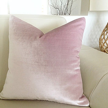 Velvet Cushions, Pink Velvet Pillows Bedroom Cushions, Blush Pillows, Modern Cushions, Blue Velvet Pillows, Grey Velvet Pillow, Toss Pillows