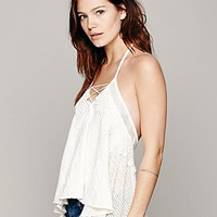 Free People Womens Emilia Tank -