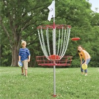 Disc Golf Set in Outdoor Play Toys
