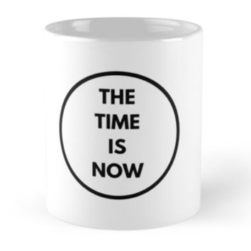 THE TIME IS NOW by IdeasForArtists