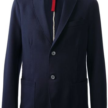 Harris Wharf London Trim Detail Blazer