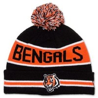NFL Cincinnati Bengals The Coach Knit Hat