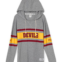 Arizona State University Varsity Pullover Hoodie - PINK - Victoria's Secret