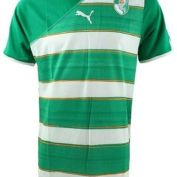 Ivory Coast 2010 Jersey - Official Drogba name offered