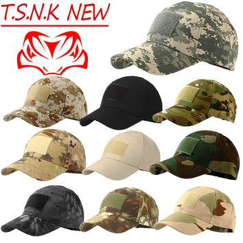 HY New Tactical Baseball caps Military enthusiasts Hats Cotton Mens Brand Cap Snapback hat (10 styles)