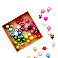 Color Spectrum Mini Ornament Set