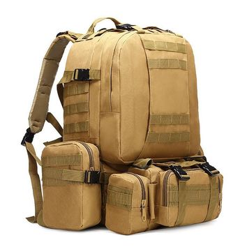Large Capacity Military Backpack