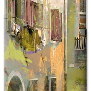 Venice Washday In Earth Tones iPhone 6 Case for Sale by Suzanne Powers