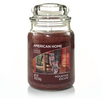 American Home by Yankee Candle Mountain Escape, 19 oz Large Jar - Walmart.com
