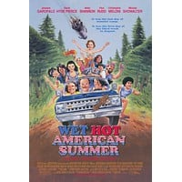 Wet Hot American Summer 11x17 Movie Poster (2001)