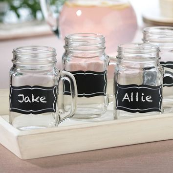Set/20 Chalkboard Glass Clings