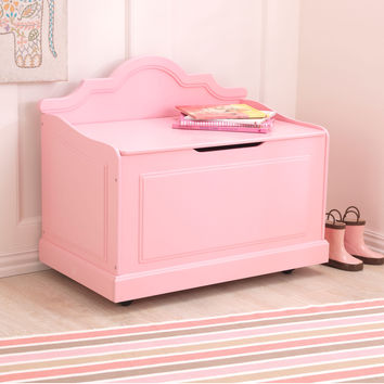 KidKraft Raleigh Toy box Pink - 14973