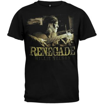 Wille Nelson - Renegade T-Shirt