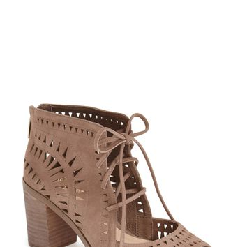Vince Camuto 'Tarita' Cutout Lace-Up Sandal (Women) (Nordstrom Exclusive) | Nordstrom