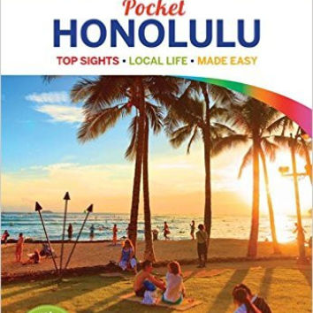 Lonely Planet Pocket Guide | Honolulu