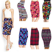 New  Fashion Women's Pencil Skirt