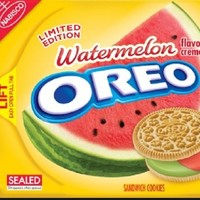 Nabisco Watermelon Oreo Limited Edition (Pack of 4)
