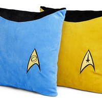 Star Trek TOS Pillows - Operations / Security Red
