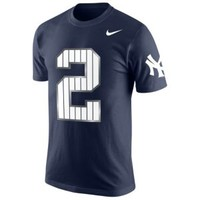 Nike MLB Derek Jeter Retirement T-Shirt - Men's