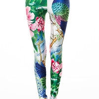 Hello Love Tea Garden Leggings