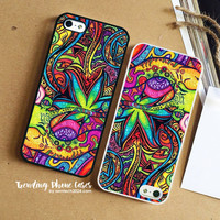 Drugs Abstract Art iPhone Case Cover for iPhone 6 6 Plus 5s 5 5c 4s 4 Case