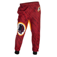 Washington Redskins Official NFL Men's Jogger Pants