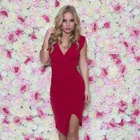 Finest Hour Red Dress