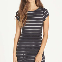 Billabong - Rockin Down Dress | Off Black