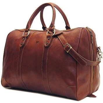 Personalize Roma Duffle Bag