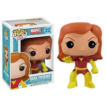 X-Men Jean Grey Dark Phoenix Marvel Pop! Vinyl Bobble Head - Funko - X-Men - Pop! Vinyl Figures at Entertainment Earth