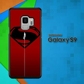 Superman Fly O0023 Samsung Galaxy S9 Case