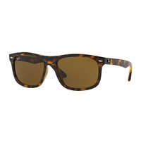 New Wayfarer Classic Sunglasses, Brown - Ray-Ban