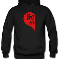 best friends right Hoodie