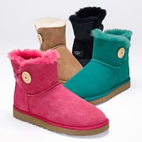 Mini Bailey Button Boot - UGG® Australia - Victoria's Secret