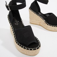 Superdry wedge espadrille at asos.com