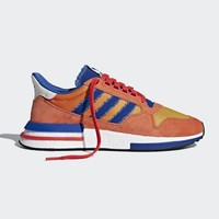 "Dragon Ball Z x adidas ZX 500 RM ""Son Goku"" - Best Deal Online"