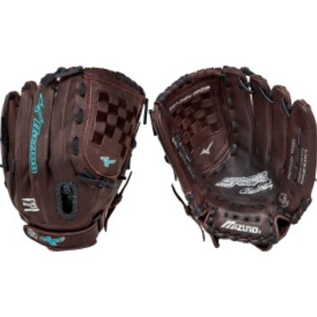 "Mizuno 12.5"" Supreme Brown Series Fastpitch Glove 