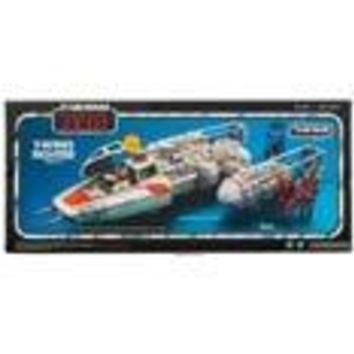 Star Wars Vintage Kenner Return of the Jedi Exclusive Y-Wing Fighter Vehicle