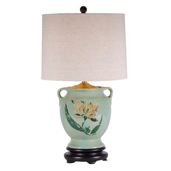 Vintage Cookie Jar Lamp by LampStoreOriginals